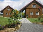 Vacation Home in Schwaigern - 807 sqft, large backyard, quiet location (# 656)