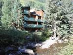 Timber Falls 402 - Luxury 2 bedroom condo in East Vail