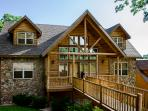 Black Bear Lodge - 7 Master Suites-sleeps 24
