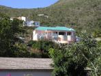 Luxury Villa Panoramic Caribbean View Turtle Beach