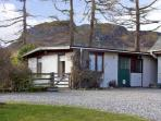 THE STABLE, pet friendly, country holiday cottage, with a garden in Laggan, Ref 5605