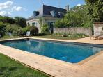 Loire Valley House near Historic Chateaux and Vineyards - Maison Bourgueil