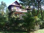 3-bed villa, sleeps 6+, spa pool, Koh Mak Thailand