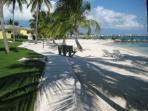 2 bedroom condo with private beach in the Abacos