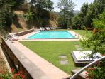 Lovely Tuscan Cottage set in Private Estate of Tuscany