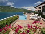 Casa Lupa at Estate Peterborg, St. Thomas - Ocean View, Just Above The Shoreline, Pool