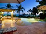 Villa Maria - Island villa surrounded by tropical garden & sweeping view of the Caribbean