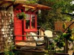 Orchard Cabin on Salt Spring Island