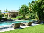 Villa Bengawan | 5 bdrm | Luxury villa near beach