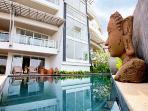 Koh Lanta-Long Beach Mountain View Apartment 1B
