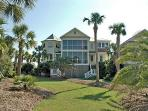 Ocean & Inlet Views, Wonderful 5 Bedroom w/Pool!!