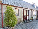 2 STITTENHAM COTTAGE, country holiday cottage, with a garden in Alness, Ref 12169