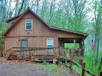 Rivendell Cabin in the Great Smoky Mountains