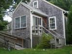 Clark House in Woods Hole