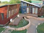 Eco-Funky Retreat Cabins on Lake Travis