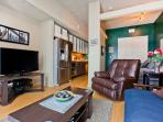 Downtown Nashville condo in the popular Gulch!