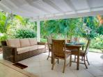 Bluff Cottage at Sandy Lane Estates, Barbados - Located On A Bluff Above Sandy Lane Beach, Tropical Gardens, Private Access To Beach