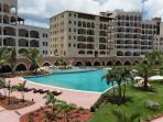 Marina Vue at Cupecoy, Saint Maarten - Gated Community, Communal Pool, Walk To Restaurants