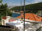 Apartment for 3, Island of Brac, Dalmatia