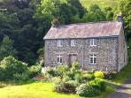 FFOREST FIELDS COTTAGE working farm, rural location near to Builth Wells, Ref 14396