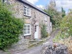 WEST END COTTAGE, luxury property with two woodburners and a garden, in St germans, Ref 14187