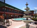 Royal Orleans 106  Just Furnished!  Ground floor & Poolside-Across from Gulf!