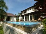 Maenam, Koh Samui Beach & Golf Holiday Villa.