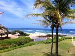 SEE & HEAR OCEAN! KAUAI BEACH VILLAS BEACHFRONT