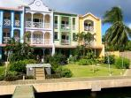 #16 The Harbour, Quay Bay at Rodney Bay, Saint Lucia - Central-Air, Oceanfront Patio, Tranquil