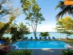 PARADISE PSW - 43623 - INVITING | 4 BED | OCEANFRONT | FAMILY VILLA | EXCELLENT SERVICE - OCHO RIOS