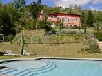 3 bedrooms 2 bathrooms Luxury with pool near Lucca