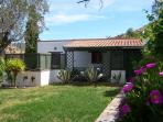 Farmhouse Cottage on 2 acre Andalucian Finca