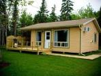 Cavendish Maples One Bedroom Executive Cottage PEI