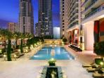 Luxury Two-Bedroom Apartment! View of Miami and South Beach!