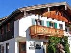 Vacation Apartment in Oberammergau - 538 sqft, individual, elegant (# 2975)