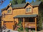 Walk to ski! Big Bear Luxury Cabin (3BR, 2000sqft)
