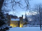 Carr Hall Castle Yorkshire UK  'Britains Best Home