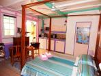 Ti Colibri, charming studio close to the beach