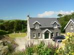 Light-filled, coastal Irish home sleeps 8