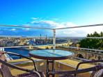 Panoramic duplex penthouse Valletta centre