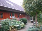 Vacation Apartment in Bad Bramstedt - 700 sqft, well maintained, warm, friendly (# 3069)