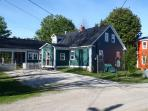 Pear Tree Cottage, Historic Property in Mahone Bay