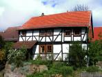 Vacation Apartment in Witzenhausen - 527 sqft, romantic, friendly, comfortable (# 3080)