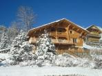 Beautiful alpine chalet in the Grand Bornand