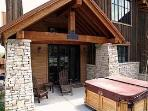 Short 15 Yard Walk to Lift at Park City Resort-Platinum Rated Newer Property with Fantastic Amenitie