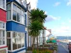 BEACHGETAWAY, pet friendly, luxury holiday cottage, with a hot tub in Rhosneigr, Ref 19193