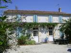 3 bedroom country house near Cognac, Charente