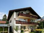 LLAG Luxury Vacation Apartment in Farchant - bright, comfortable, alpine (# 3237)