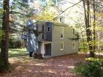 Beautiful&Private Vacation House near Stratton Vermont