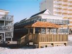 The Beach Front 2/1 Condominium on the Beach, Sleeps 6